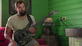 """Between the Buried and Me """"Voice of Trespass"""" GUITAR COVER"""