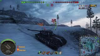 World of Tanks Scourge Kirovets 1 3656 dmg, 3kills  2904assist