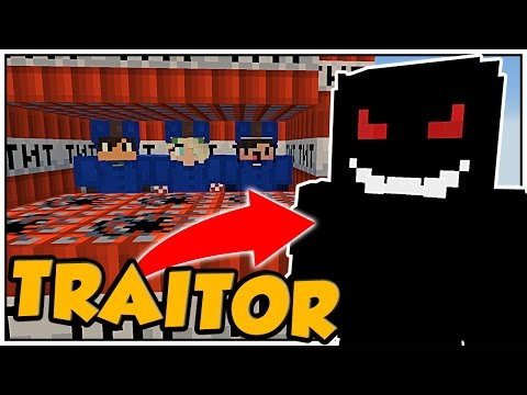TRAITOR CHALLENGE | MINECRAFT BED WARS