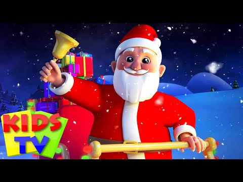 Bob the train | Jingle Bells | Christmas Carol | Christmas Songs | Xmas Song | Kids Tv
