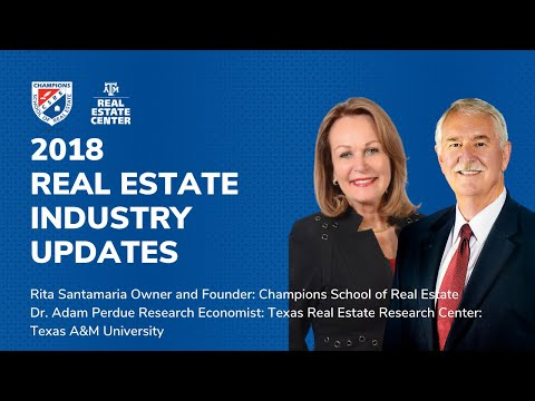 2018 Industry Update with Rita Santamaria and Dr. Jim Gaines