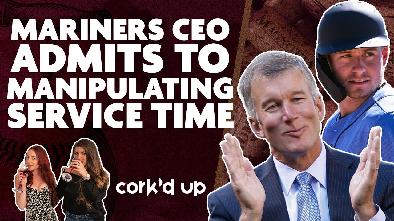 Mariners CEO Admits to Manipulating Service Time | CORK'D UP X MANSCAPED