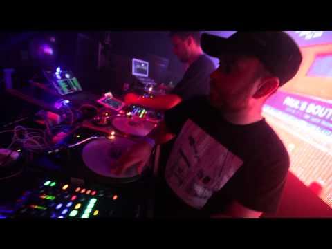DJ Cheeba, DJ Moneyshot & DJ Food - '3-Way Mix' trailer 2014