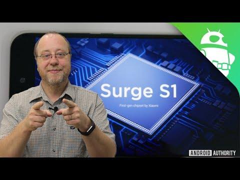 What's Inside The Xiaomi Surge S1 Processor? - Gary Explains
