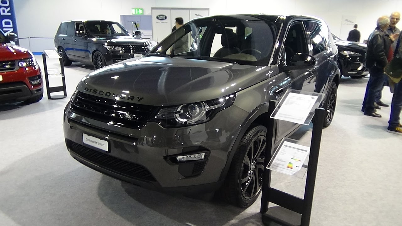 2017 Land Rover Discovery Sport Exterior And Interior Z Rich Car Show 2016 Youtube