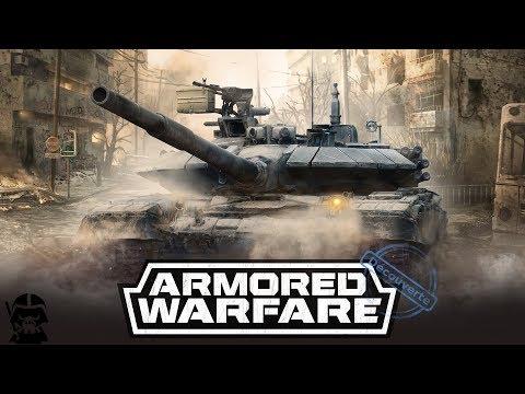 Découverte de Armored