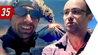 Чили, восхождение на Охос, 7000 метров, мотивация от владельца Good Wine | Бегущий Банкир Украина