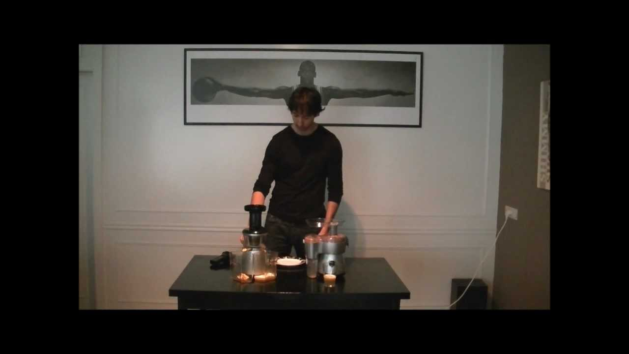 versapers slowjuicer vs. sapcentrifuge Doovi