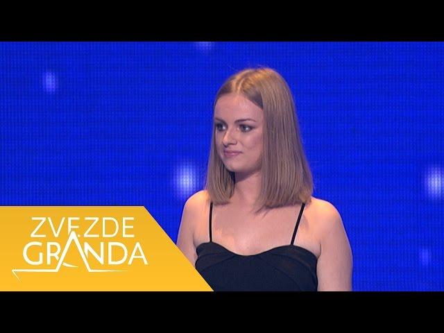Selma Veladzic - Volim te sve vise, Nemoj pogled da... - (live) - ZG 1 krug 16/17 - 01.10.16. EM 2