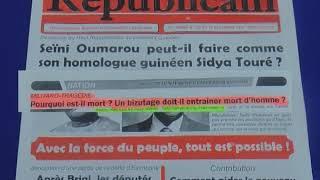 Revue Presse Labari Hausa 15 Décembre