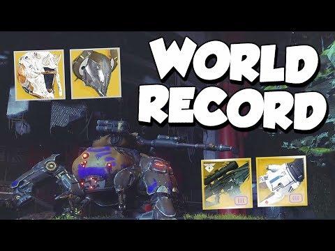 Bergusia Forge Speedrun World Record! 3:16 [Destiny 2] thumbnail