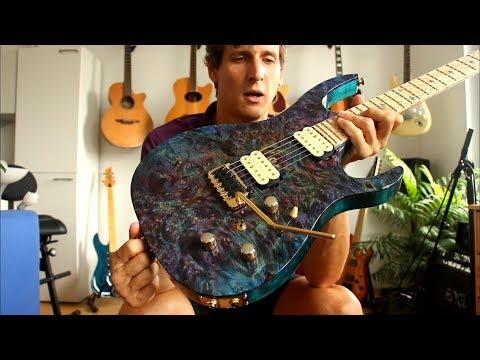 My Honest Kiesel Custom Shop Guitar  Review - PART 3