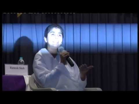 Lecture Meeting on Anger - The Enemy Within by Brahmakumari Shivani