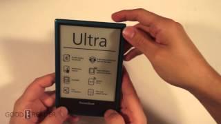 Pocketbook Ultra Unboxing