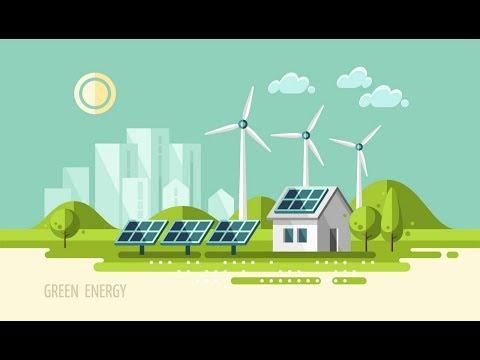 Importance of Renewable Energy -Types of Renewable Energy
