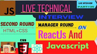 Manager Round Technical Interv…