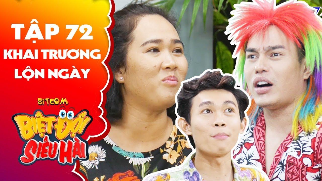 Biệt đội siêu hài   tập 72 -Tiểu phẩm: Lê Dương Bảo Lâm, Hồng Thanh bị Cẩm Hà quỵt tiền công