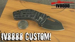 IV8888 Custom Mini Folder Presale!