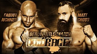 COURAGE, Episode 03: Blood On The Apron | German Wrestling Federation