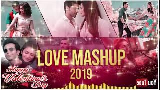 खुश वैलेंटाइन दिवस विशेष  न्यू वेलेंटाइन मैशप 2019  बॉलीवुड मैशअप 2019 भारतीय गीत