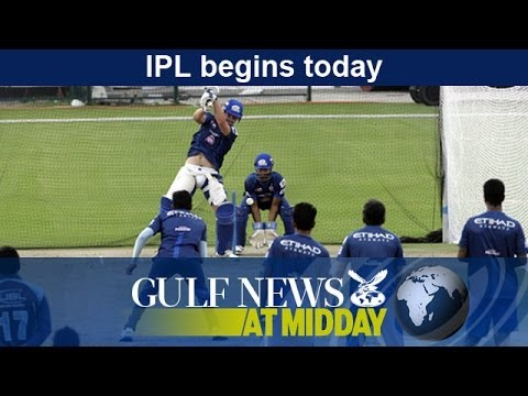 IPL begins today - GN Midday
