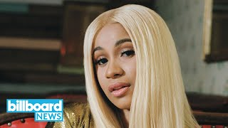 Cardi b joined the swelling chorus of artists speaking out about police-related death george floyd, after a video minneapolis officer kneeling on...