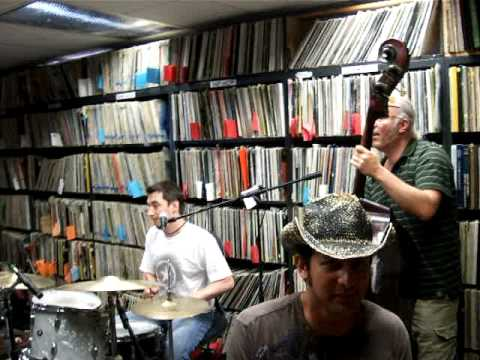 B. B. & The Blues Shacks @ RADIO LIVE SHOW - KUCI 88.9 FM - Irvine, Orange County