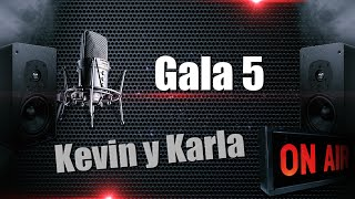 La Banda - Gala 5: