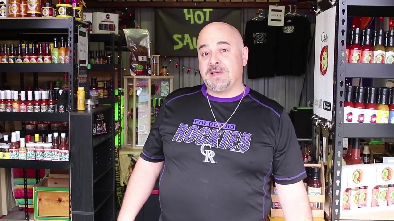 Why I sell at Mile High Flea Market - Chris McHugh