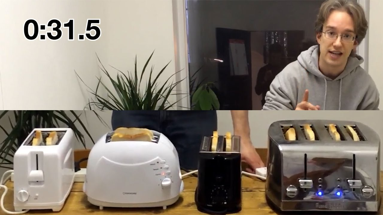 What Do The Numbers On Your Toaster Mean