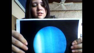 Science Project on Space