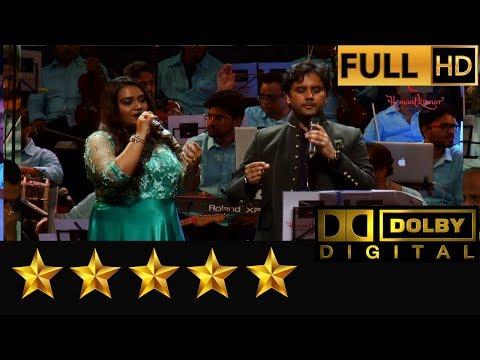 Hemantkumar Musical Group presents Isharo Isharon Mein by Javed Ali & Priyanka Mitra