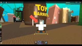 Roblox-bikini bottom gameplay