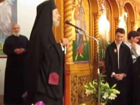 Greek Orthodox Bishop in Australia Disparages Greek Americans
