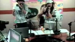 [20080429] SNSD Sunny & SUJU Sungmin - Girls' Generation (Lee Seung Chul)