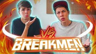 NEAGLE vs BREAKMEN?!?! ( tretamos? )