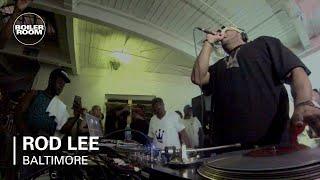 Rod Lee Boiler Room Baltimore DJ Set