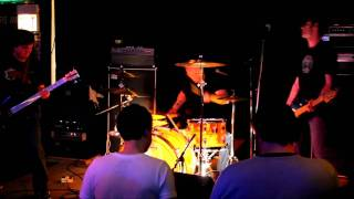 """Bear Claw Live @ Quenchers, Chicago, IL - """"Nomad"""""""