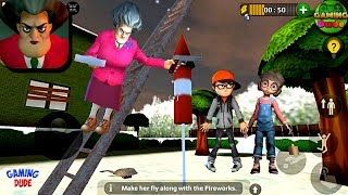 Scary Teacher 3D Update - Chapter 3 Levels | Gameplay Walkthrough Part 120 | Android Gameplay HD