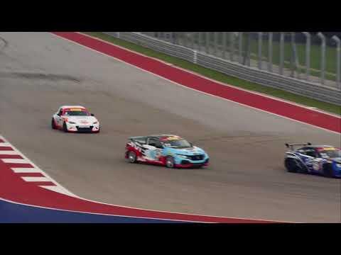 2018 PWC GP of Texas at COTA TCR / TCA Rd.1 LIVESTREAM