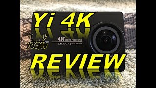 Yi 4K Action Camera Review and Test - RGO Ep 64