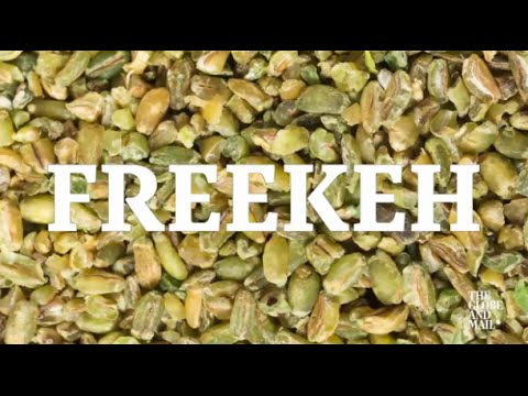 Nutrition Basics: What you need to know about freekeh