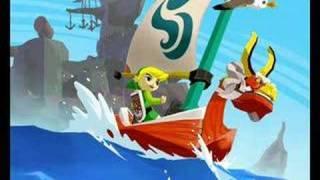 Wind Waker: Ocean Theme