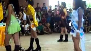 Mariah Xandra Tan Pablo muses d Juniors at Occidental Mindoro National High School in Mamburao
