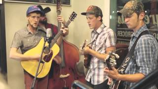 in.session - Bottom Dollar String Band