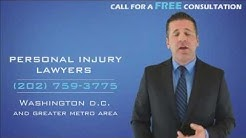Washington DC Car Accident Lawyer - (202) 759-3775 - Free Consultation