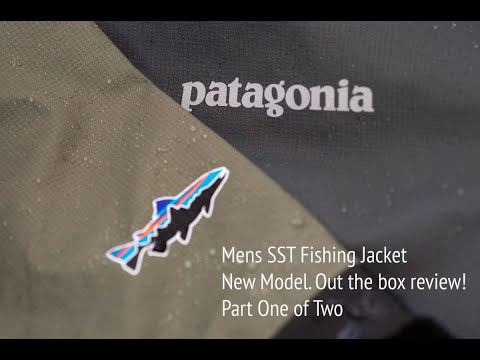 Review Of The Patagonia SST Fishing Jacket (Part One)