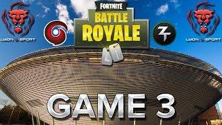 Lyon eSport 2018 : Game 3