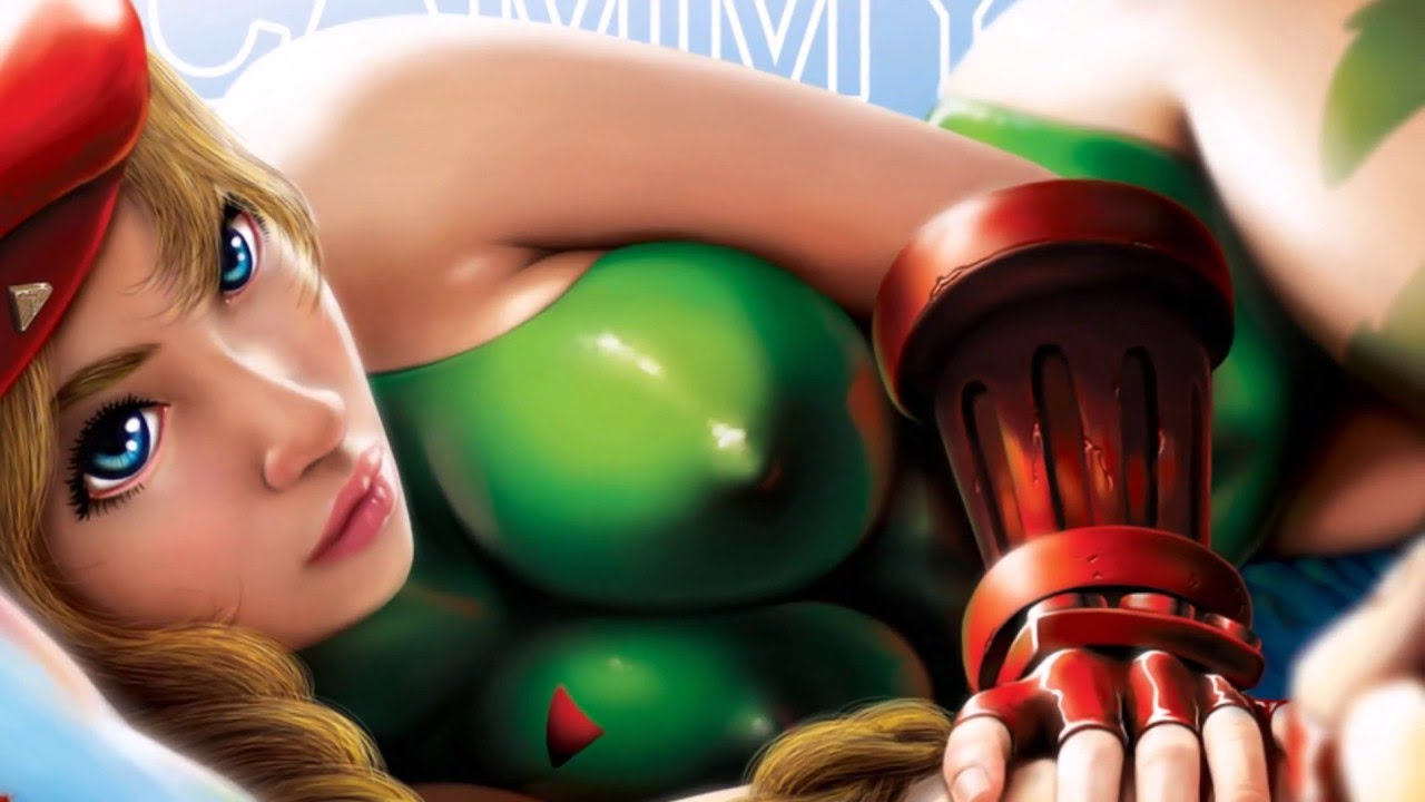 street fighter 5 cammy
