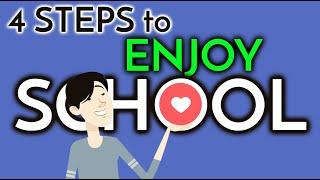How to Actually Enjoy School